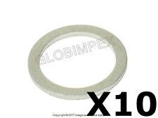 PORSCHE 911 912 924 928 930 944 968 Aluminum Washer (18 X 24 X 1.5 mm) Set of 10
