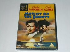 MUTINY ON THE BOUNTY DVD (R2) NEW & SEALED Charles Laughton Clark Gable