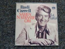 Rudi Carrell - La la la/ Samen 'n straatje om 7'' Single SUNG IN DUTCH