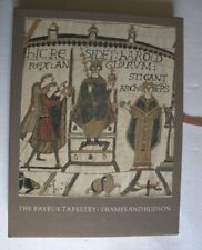 The BAYEUX TAPESTRY. David Wilson. Thames and Hudson. 1985. Hardcover & Slipcase
