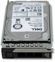 """New Dell 2TB 2.5"""" 6Gb/s 7.2k SATA Hard Drive HDD In 14th Series Caddy VR92X"""