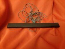 Original Official Nintendo Wii  Sensor Bar RVL-014 BLACK Used
