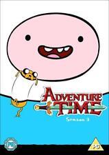 Hora de Aventuras Temporada 3 DVD Nuevo DVD (1000582513)