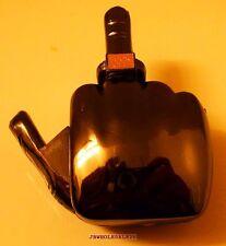 Middle Finger (Black Chrome) Butane Refillable Lighter-#A1-RARE- FREE SHIPPING