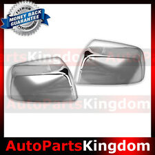 15-16 Chevy Chevrolet Colorado Triple Chrome plated Full Mirror Cover 1 Pair