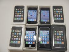 Lot of 4 Apple iPhone 3GS AT&T 32GB