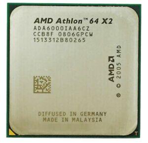 AMD Athlon 64 X2 5600+ - 2.9GHz Dual-Core (ADO5600IAA5DO) Processor