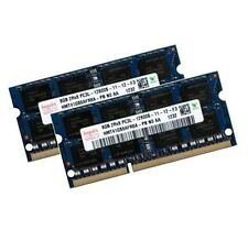 2x 8GB 16GB DDR3 RAM 1600 Mhz Apple iMac Late 2013 14,1 14,2 Hynix 0x80AD DDR3L