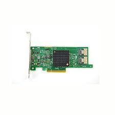 New LSI SAS 9207-8i Storage controller 8 Channel - SATA 6Gb/s / SAS LSI00301