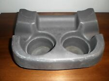 2002-2005 Ford Excursion - Front Center Console Deep Cup Holder (Gray) 36135A16