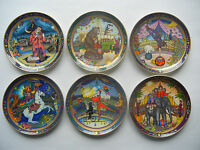 Heinrich Zauberwelt der Manege - Einzelverkauf der Motive 1 - 2 - 3 - 4 - 5 - 6
