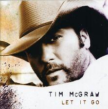 Tim McGraw - Let It Go [New CD]
