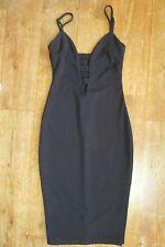 Dance&Marvel black sleeveless dress size UK S