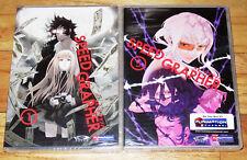 Speed Grapher - Vol. 5 (DVD, 2007) ***NEW & Vol. 1 (DVD, 2006) Anime Brand NEW