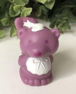 Strawberry Shortcake Souffle Skunk Pet Vintage (pet Only) 1982 Soft Plastic Used