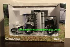 """ROS 1:32 SCALE KRONE BIG M 450 """"BLACK AND SILVER"""" LIMITED EDITION 500pcs"""