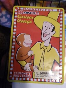 Magnetic Fun  Magnetic  Curious George