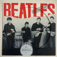 The Beatles The Decca Tapes LP UK 2016 Vinilo transparente portada troquelada