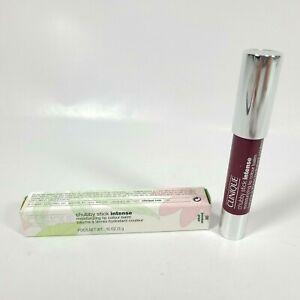 Clinique Chubby Stick Intense Moisturizing Lip Color Balm 08 GRANDEST GRAPE NEW