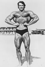 Arnold Schwarzenegger 24X36 Poster Body Building Pose