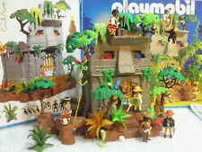 Playmobil Exploradores Indana Jones y El Templo Maldito años 90 ref 3015