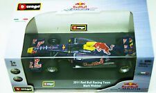 Miniaturmodelle Burago Red Bull Racing Renault  Team Mark Webber M 1:32