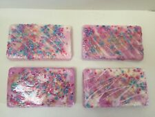 4 Fizz and Bubble Confetti Bath Bomb Bars Read