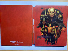 Wolfenstein II The New Colossus Steelbook In EXCELLENT CONDITION PS4/XBOX ONE/PC