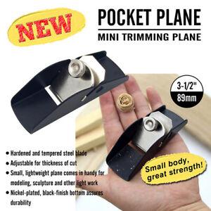 Woodworking Mini Wood Trimming Plane Hand Planer Carpenter Tools ...