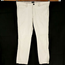 Indian Terrain Brooklyn Fit 38 Stretch Low Rise Slim Skinny Leg Chinos 5 Pocket