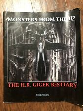 Monsters From the ID The H.R. Giger Bestiary A Portfolio of Fantastic Creatures