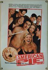 AMERICAN PIE DS ROLLED ORIG 1SH MOVIE POSTER NATASHA LYONNE TARA REID (1999)