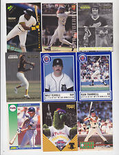 1992 RBI TRI STAR JEFF BAGWELL HOUSTON ASTROS PROMO CARD ONLY 5000 PRODUCED