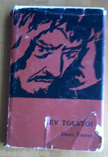 Lev Tolstoy Short stories  In English soviet era book 1960th