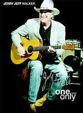 "Jerry Jeff Walker ""The One And Only"" DVD 2004 Live in Concert Austin, Texas OOP"