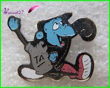 Pin's Animal Un Singe Bleu Monkey TA  #G5