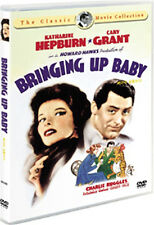 BRINGING UP BABY (1938) Howard Hawks, Katharine Hepburn / DVD, NEW