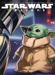 Star Wars Insider #202 You Pick From Main & Variant Covers Titan 2021