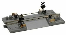 N gauge Railroad Crossing Track 2 1/150 Scale 124mm Train model 20-027 Kato 2017
