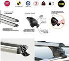 Barre portatutto areodinamiche in alluminio complete BMW X5 F15 dal 2014 in poi