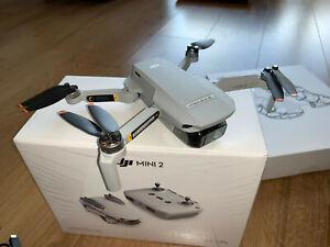 DJI MINI 2 FLY MORE COMBO CAMERA DRONE + LENSES IPAD HOLDER PROP GUARD EXTRAS