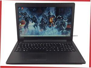 "15.6"" Lenovo 310 Gaming Laptop AMD A10 Quad up to 3.2GHz 12GB 240GB SSD Radeon"