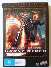 Ghost Rider: Extended Edition [M] (2 DVD, 2007, R4)