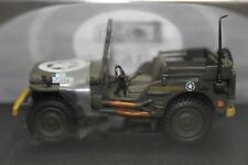 Maxi Car 1:43 Scale 1945 JEEP WILLYS MILITARY POLICE