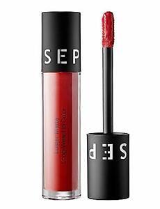 SEPHORA COLLECTION Luster Matte Long-Wear Lip Color SCARLET LUSTER 0.14 oz / 4mL
