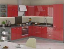 Küchenmöbel Multiline Set I Komplett Küchenzeile Küche Einbauküche Küchenblock