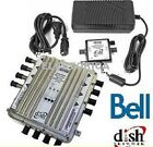 DPP44 BELL EXPRESS VU MULTI SWITCH DP LNB SATELLITE Dish Network DPP 44 HD 4X4