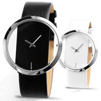Watches women Wristwatch relogio feminino Pu leather stap Quartz watch