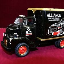 NEW & SIGNED - ALLIANCE RACING 1952 GMC DELIVERY TRUCK - First Gear