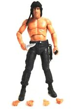 "NECA 2015 Convention Exclusive Stallone Cartoon John Rambo 6"" Action Figure 5480"